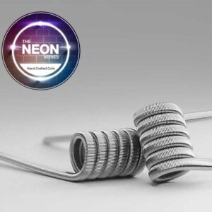 Neon 26G Fused Claptons